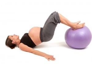 Фото: упражнения для беременных