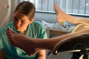 Фото: Прием беременной у  врача акушера-гинеколога