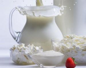 Фото: Кисломолочные продукты