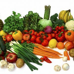 Фото: овощи и фрукты при гастрите