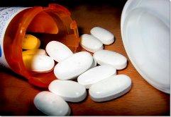 Фото: таблетки от поноса