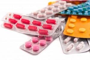 Фото: таблетки антибиотики