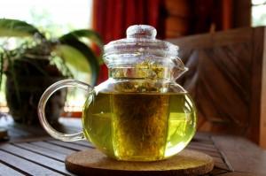 Фото: травяной чай