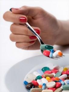 фото: лечение таблетками